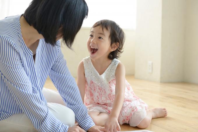 おうち知育で親子の信頼関係や安心感がよりよい学びにつながる
