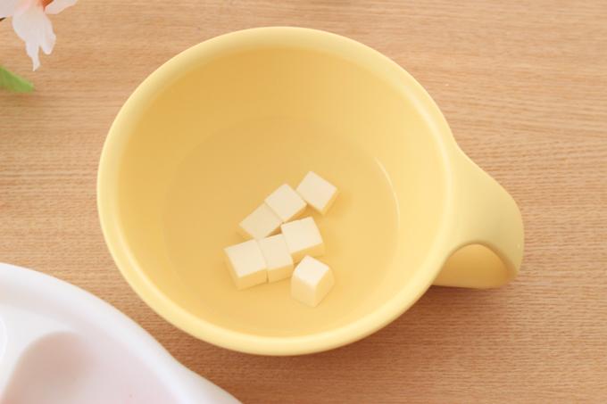 ひな祭り離乳食のすまし汁