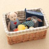 布おもちゃや布絵本の洗濯消毒方法を紹介