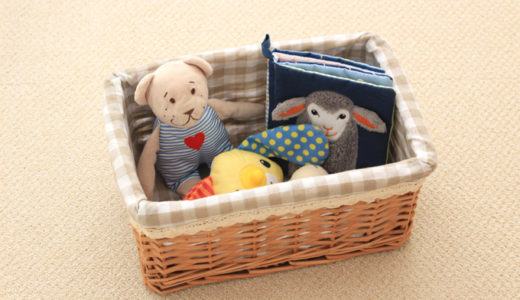 布おもちゃ・布絵本の洗濯・消毒方法まとめ。きれいに使って安心長持ち!