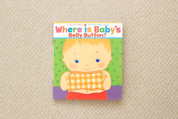 ワールドワイドキッズの絵本Where Is Baby's Belly Button