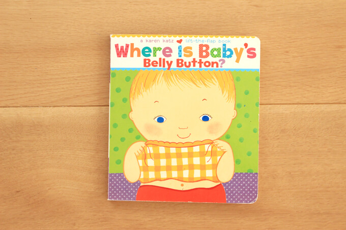Where Is Baby's Belly Button【ワールドワイドキッズステージ0】