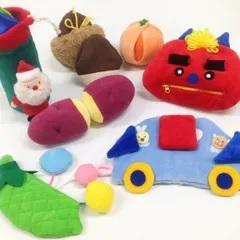 どんちゃか幼児教室の教具