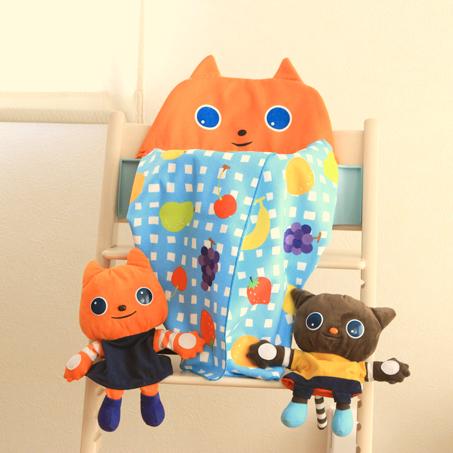 Mimiのフード付きタオル