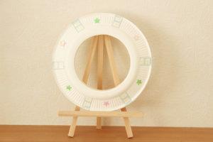 紙皿フリスビーを手作りしよう!簡単なのにめっちゃ飛ぶ!どこまで飛ぶか競争しよう♪