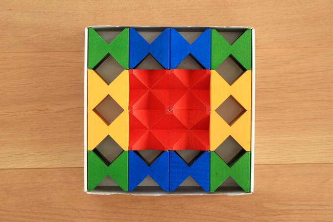 ネフスピールの収納パターン6