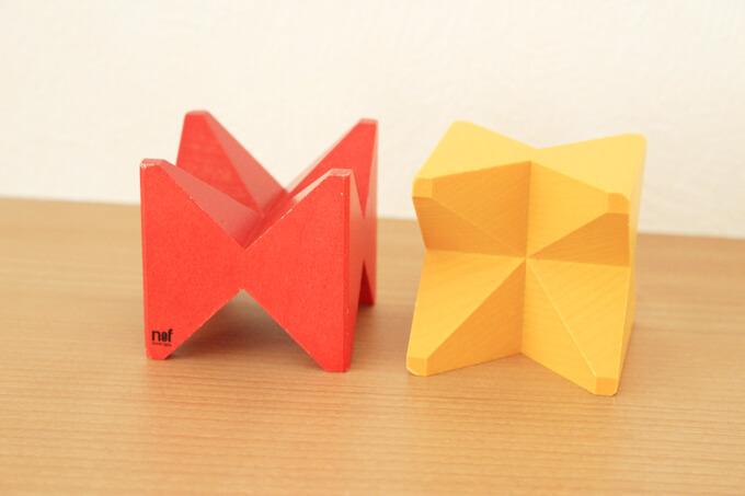 ネフスピールの形状