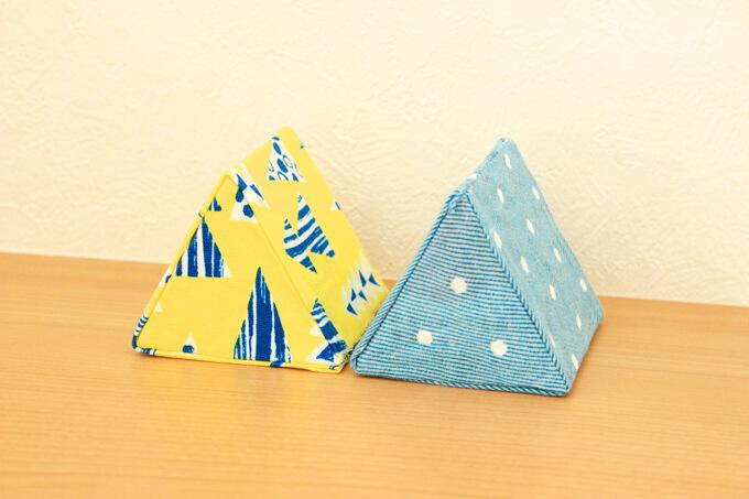 三角形の積み木作りの作り方