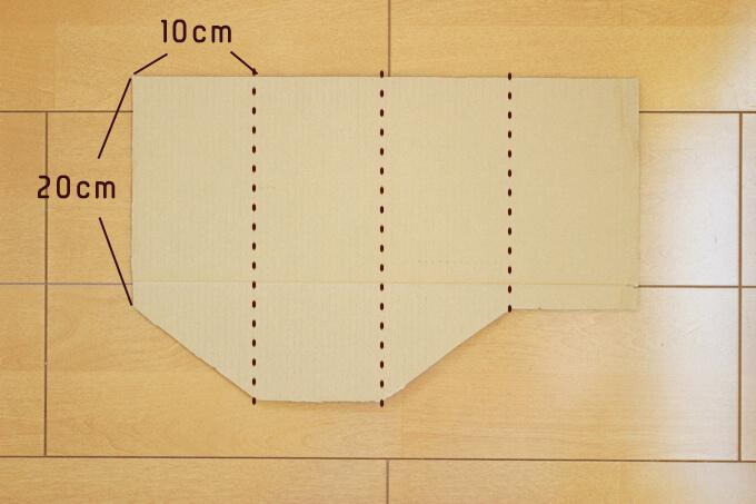 煙突の寸法