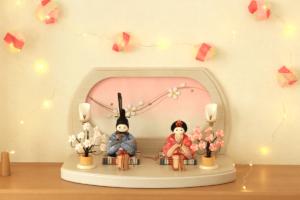 ふらここの雛人形を毎年飾るのが楽しみに。ブログで我が家の「あいあい」の魅力を紹介します