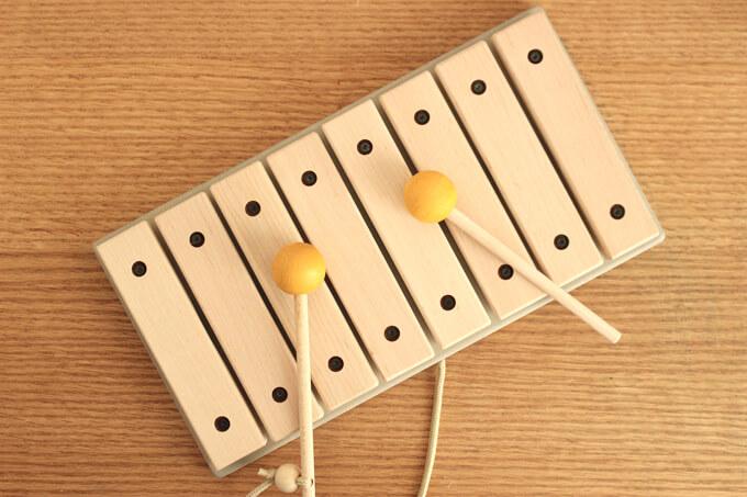 木琴おもちゃ